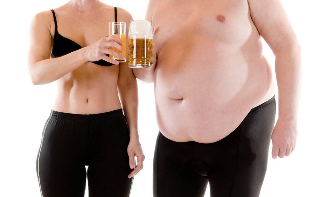 Причины пивного живота у женщин и у мужчин. как избавиться от пивного живота в домашних условиях. как убрать пивной живот в домашних условиях