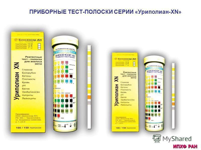 Тест-полоски для анализа мочи: определение показателей мочи с помощью тестовых полосок | mfarma.ru
