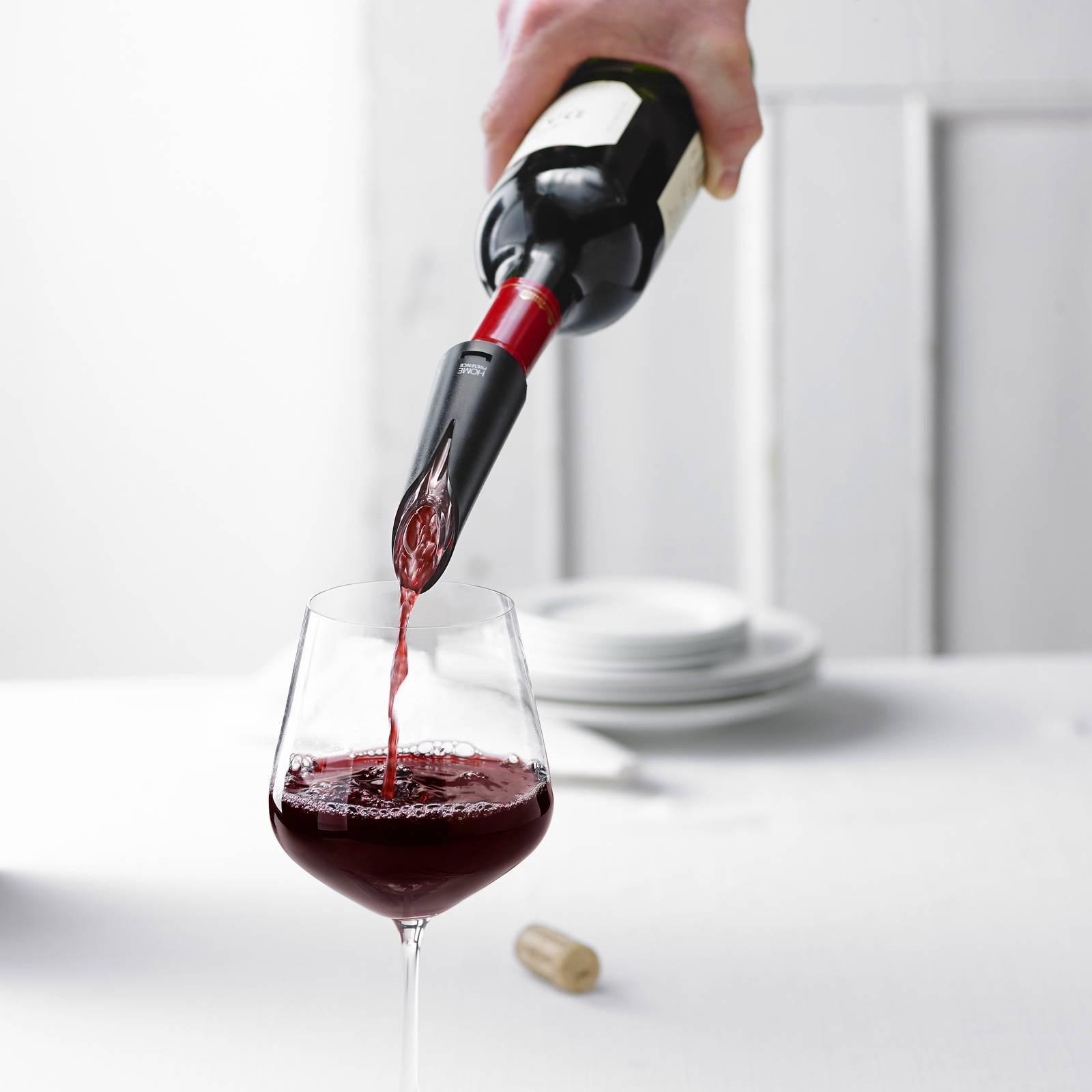 Аэратор для вина и аэрация вина сомелье для раскрытия танинов