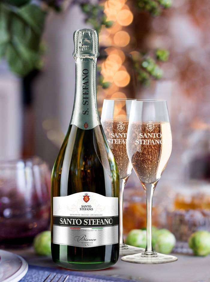 Как правильно пить и подавать шампанское, чем его лучше закусывать