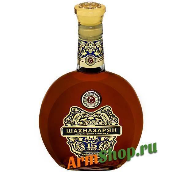 Коньяк «шахназарян»: описание, разновидности, фото и отзывы о напитке   ➤ mananswers.ru