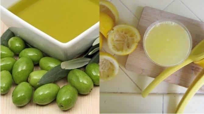 Чистка печени оливковым маслом и лимонным соком