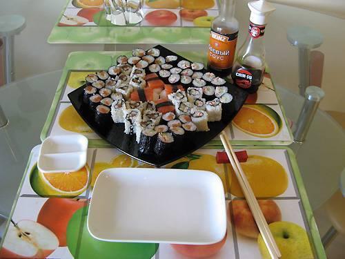 С каким вином едят суши и роллы - рекомендации специалистов