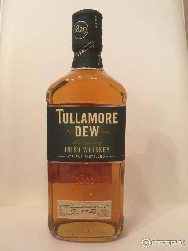 Виски tullamore dew. ирландский виски: отзывы, цены