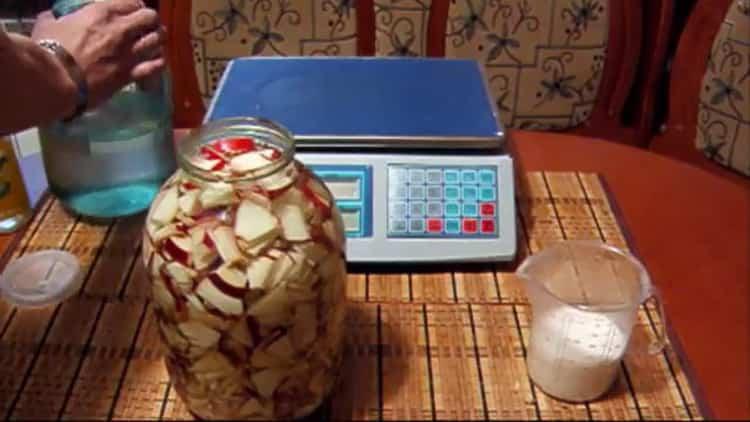 Кальвадос из яблок в домашних условиях по белой схеме