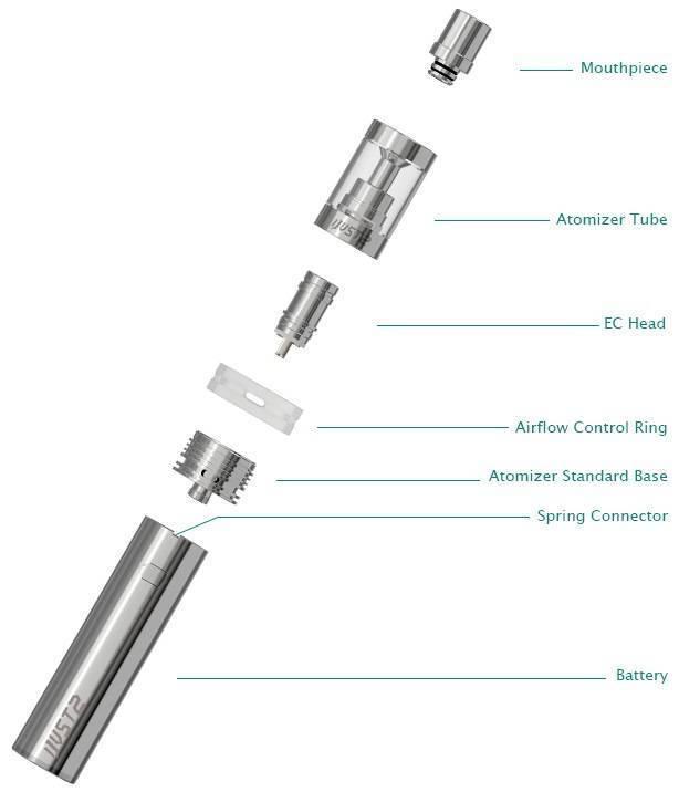 Электронная сигарета eleaf ijust s – отличное предложение для новичков