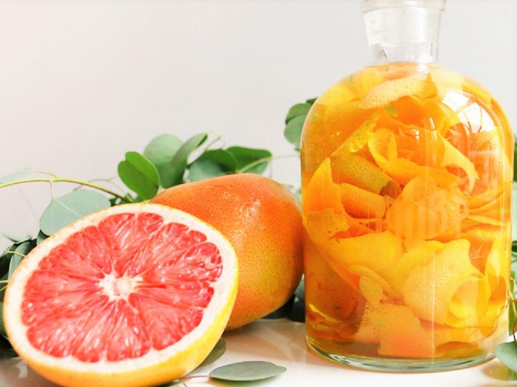 Как готовится апельсиновая настойка на спирту в домашних условиях