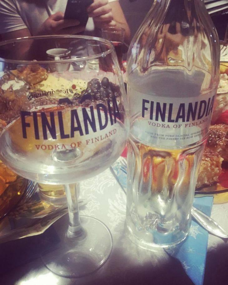 Что представляет собой финская водка minttu?