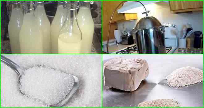 Особенности приготовления сахарной браги: как ускорить брожение