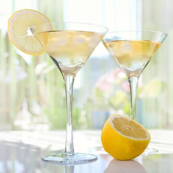 Лимонно-молочный коктейль | выпейменя.рф