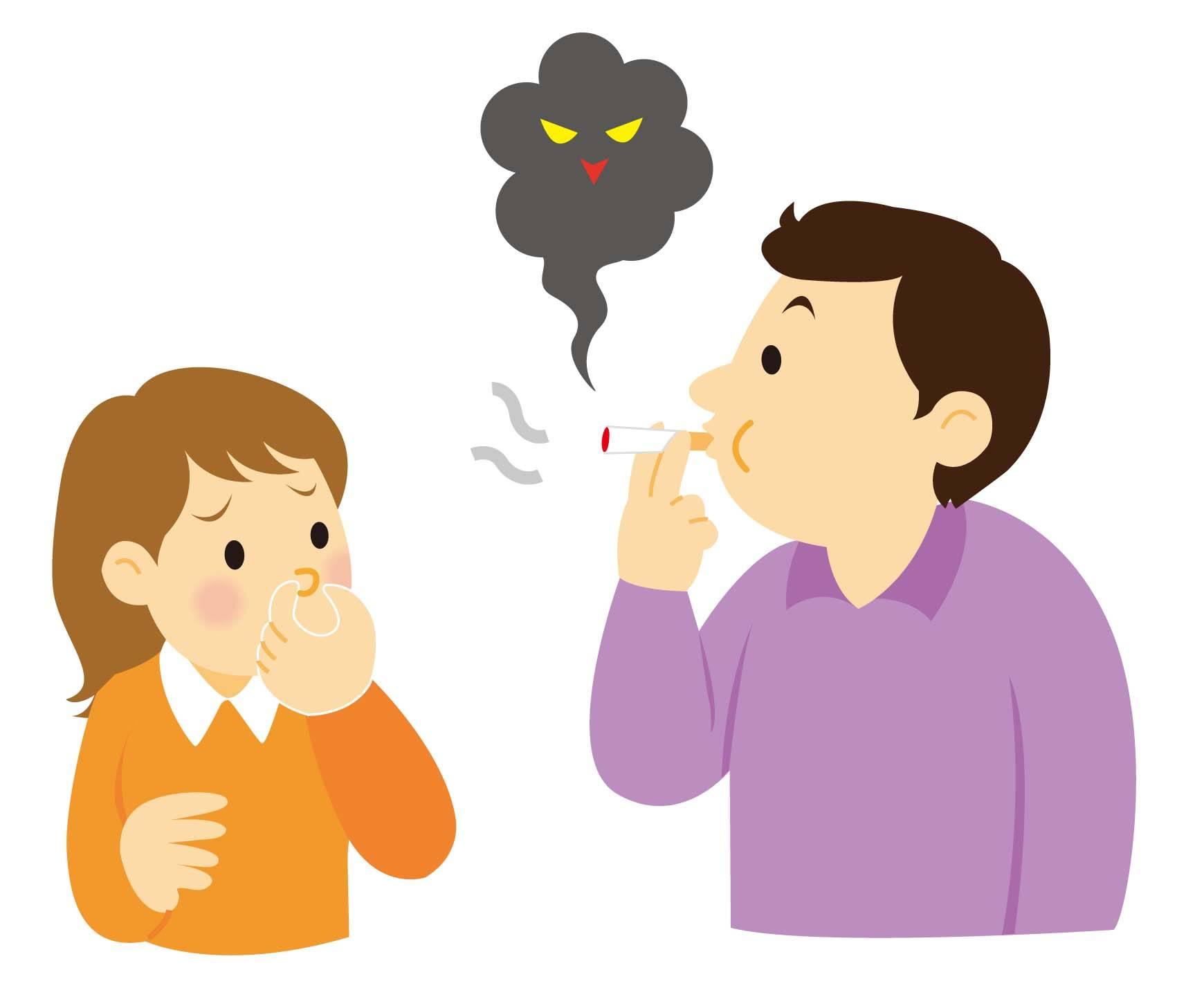 Аллергия на сигареты и табачный дым: причины и лечение