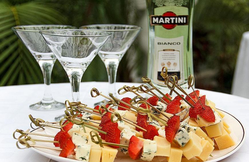 Закуски под шампанское рецепты с фото
