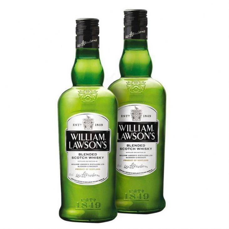 Виски «william lawson's» (уильям лоусон): описание, отзывы