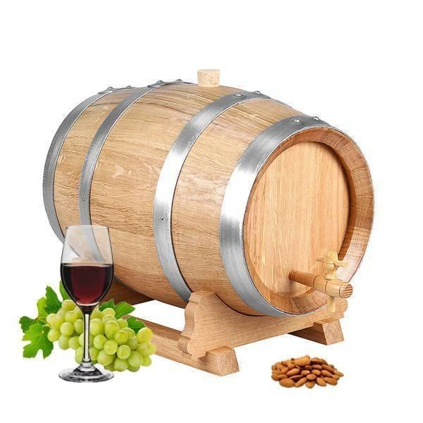 Сосуды для изготовления и хранения вина