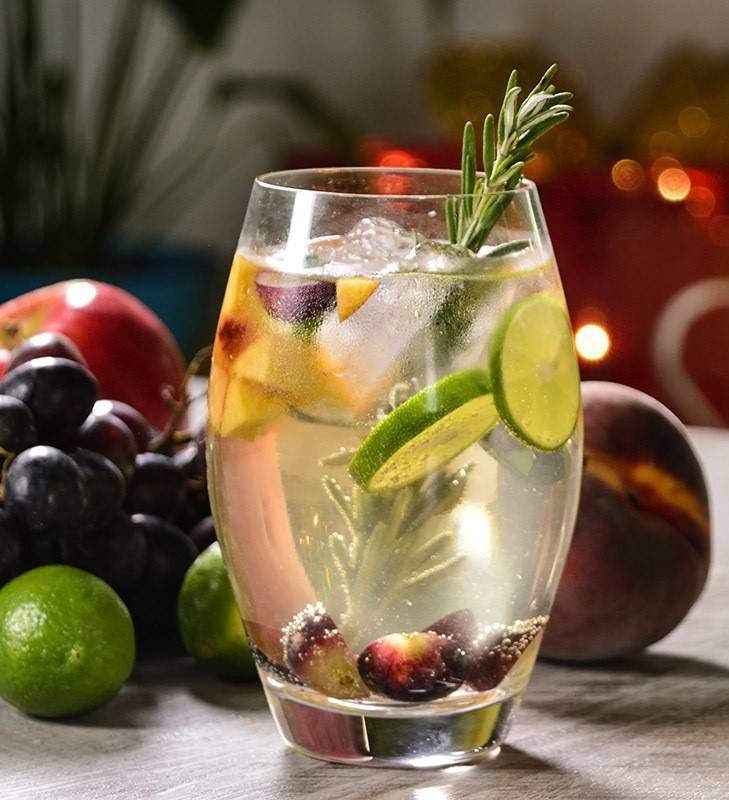 Лучшие новогодние напитки 2020: алкогольные и безалкогольные