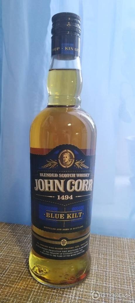 Виски джон корр (john corr)