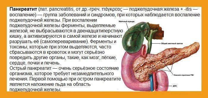 Как лечить панкреатит народными средствами
