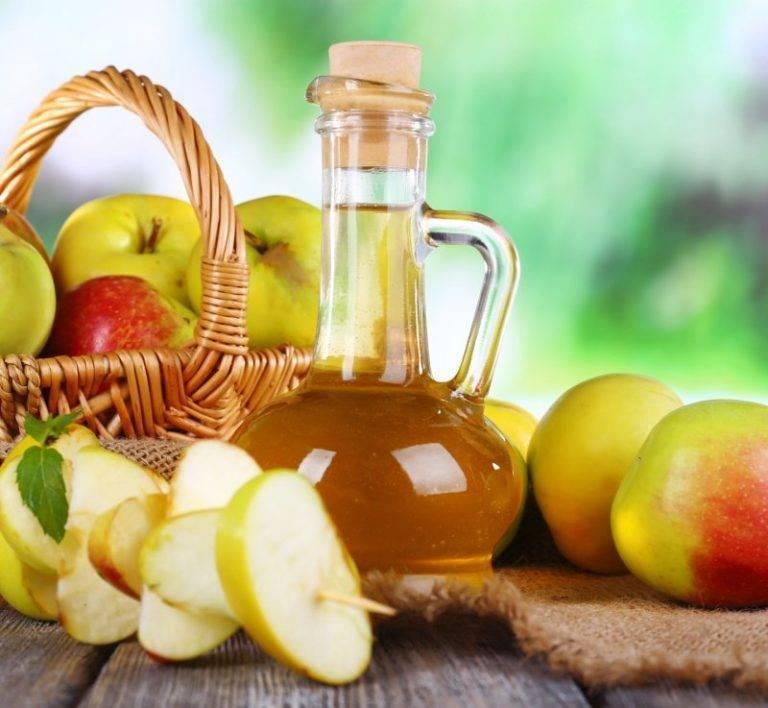 Яблочный уксус — готовим в домашних условиях