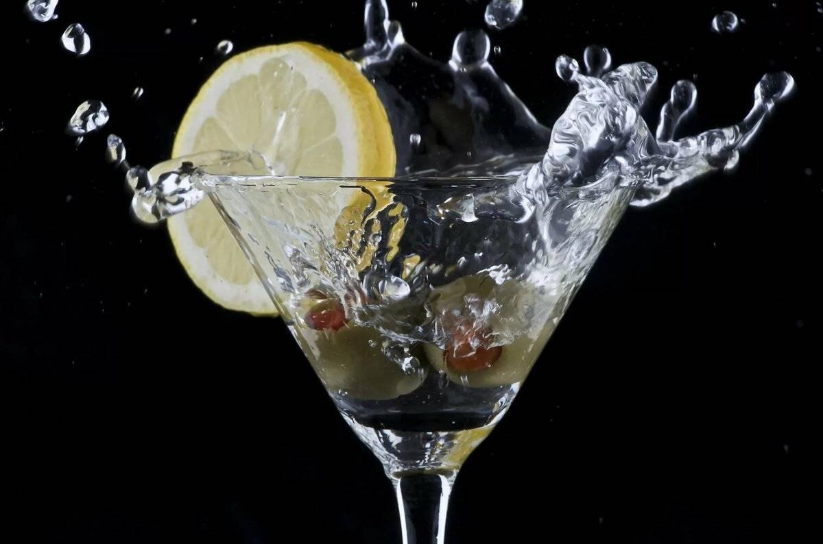 Простые рецепты коктейлей с мартини
