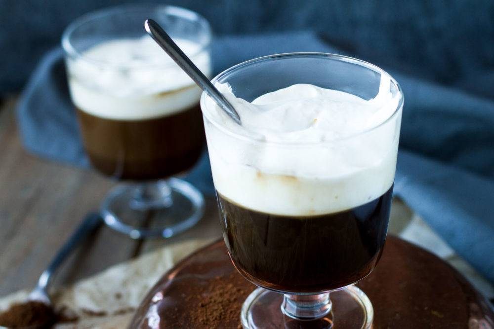 Рецепт кофейного коктейля - айриш кофе, он же ирландский кофе | xcoffee.ru | яндекс дзен