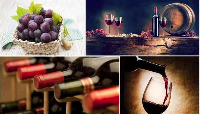 Какова польза домашнего вина?