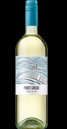 Вино Пино Гриджио (Pinot Grigio) — итальянский напиток французского происхождения