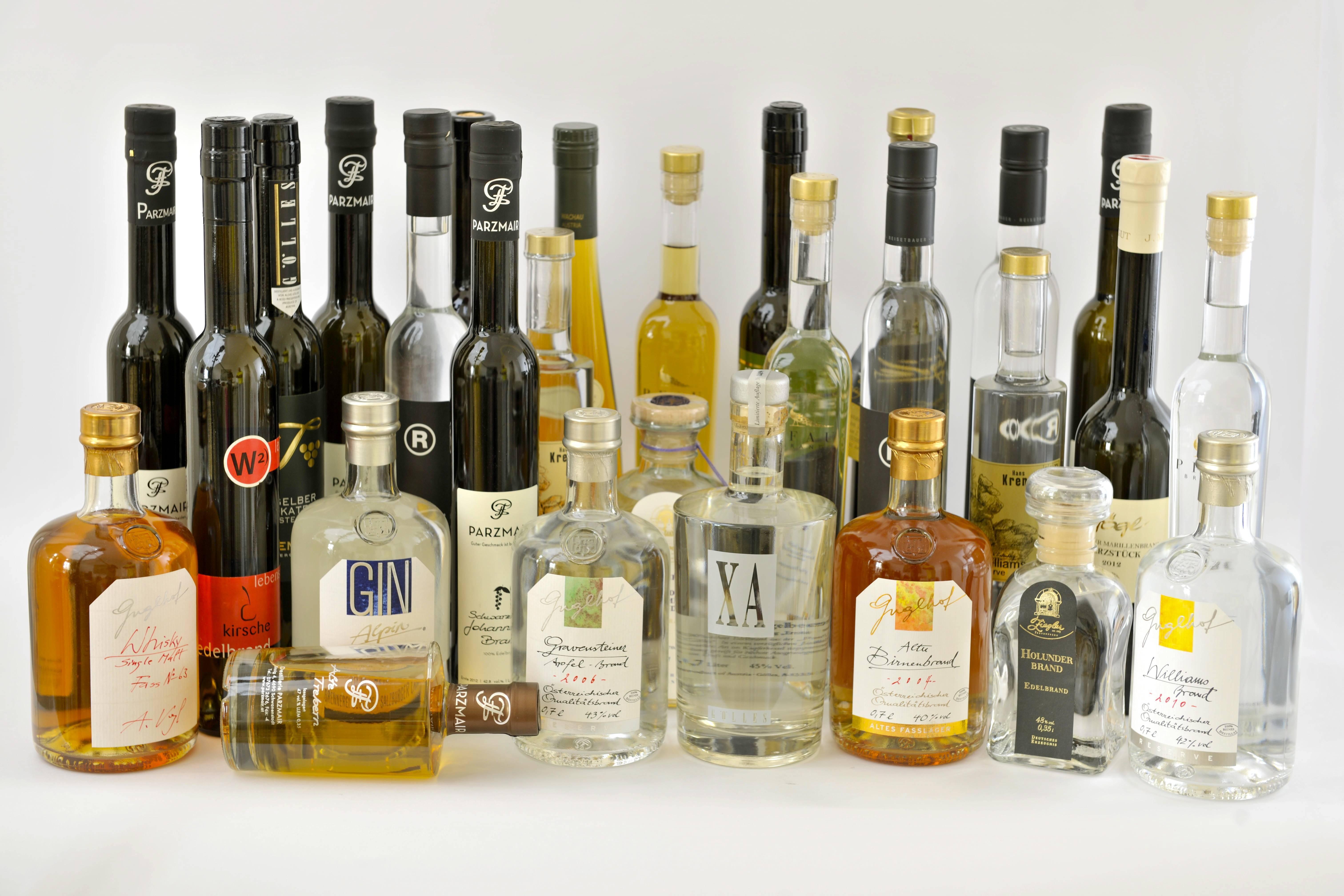 Шнапс: обзор семейства напитков