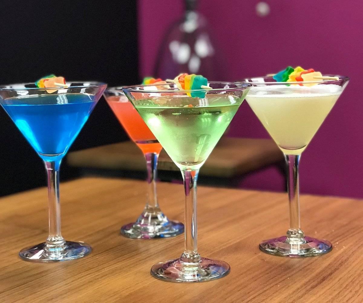 Коктейль «радуга»: фото и рецепт, как сделать коктейль