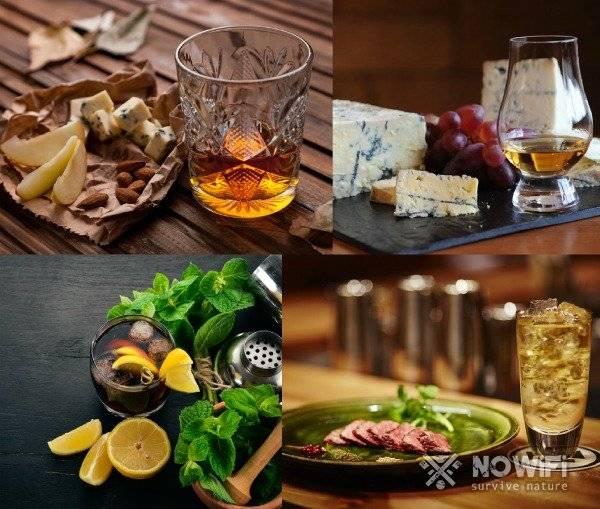 Чем закусывают ром и как правильно его пить