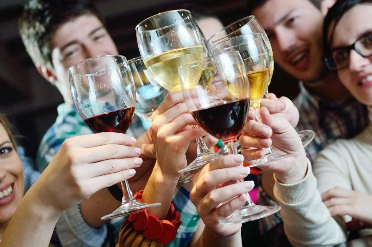 Что принять, чтобы не опьянеть