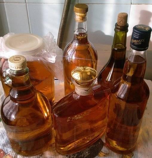 Рецепт приготовления коньяка по-латгальски в домашних условиях