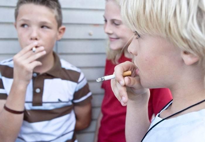 Подростковое курение (детское): чем опасно, последствия