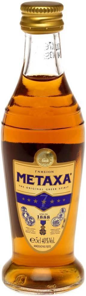 Метакса это коньяк или бренди