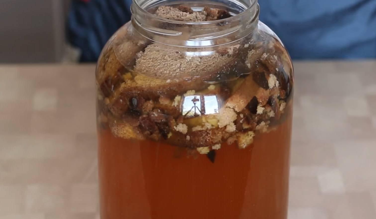 Квас из сухого кваса: рецепты приготовления в домашних условиях