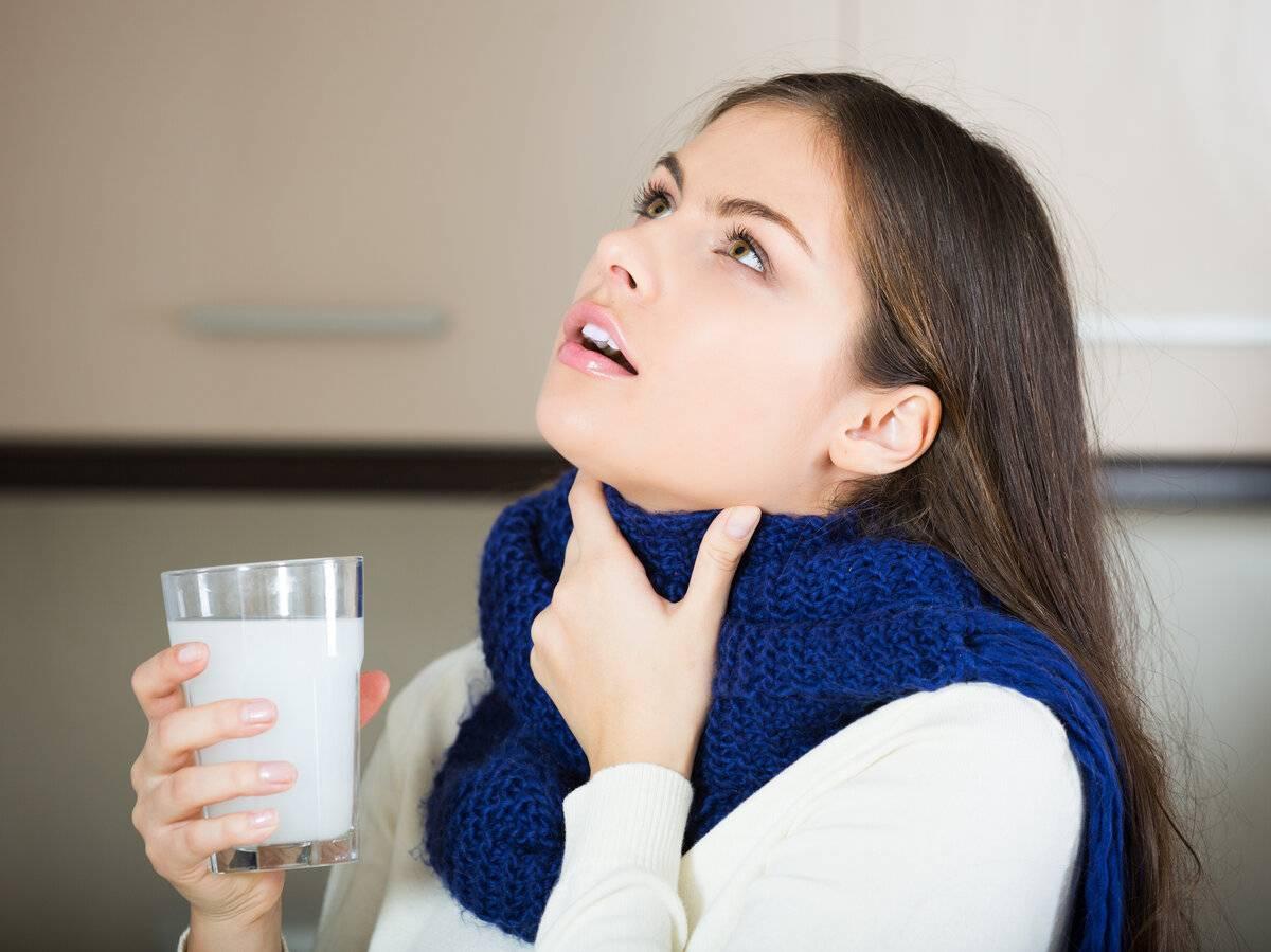 Болит горло после алкогольного отравления - советы по медицине