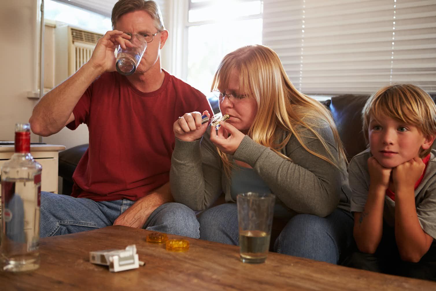 Как разговаривать с алкоголиком: советы психолога