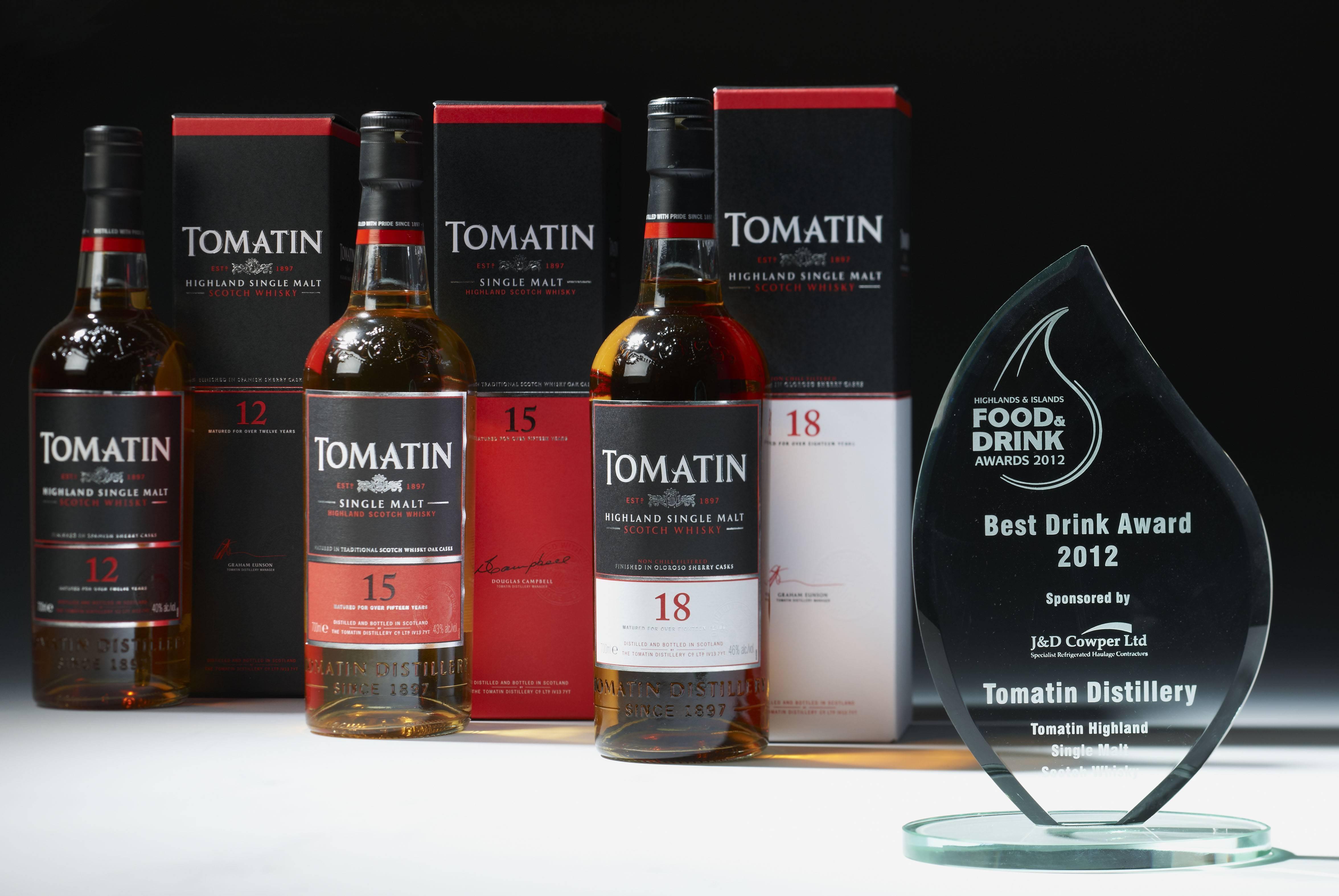 Виски tomatin (томатин): описание, отзывы, цена