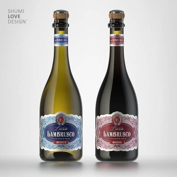 Ламбруско-игристое вино с историей