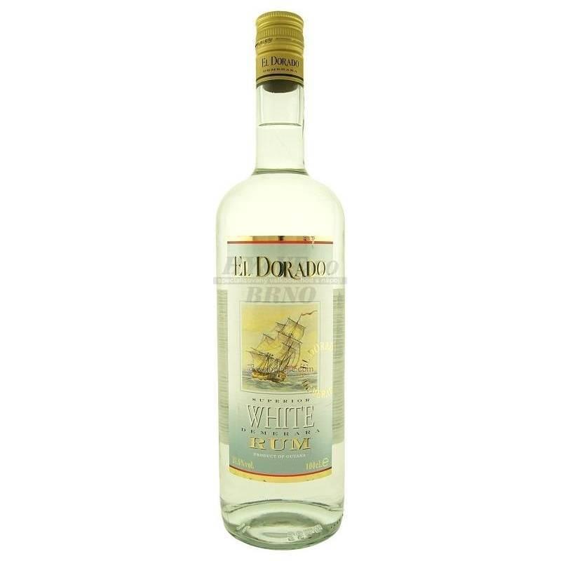 Легендарные напитки — эльдорадо ром из гаяны