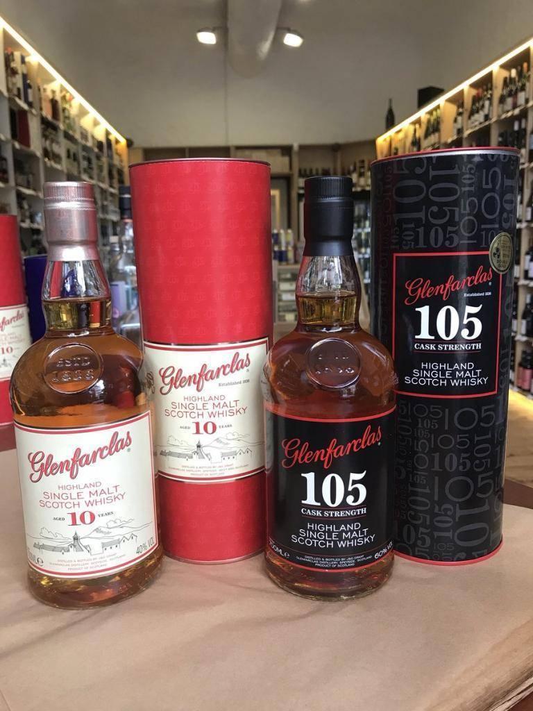 Обзор виски Glenfarclas (Гленфарклас)