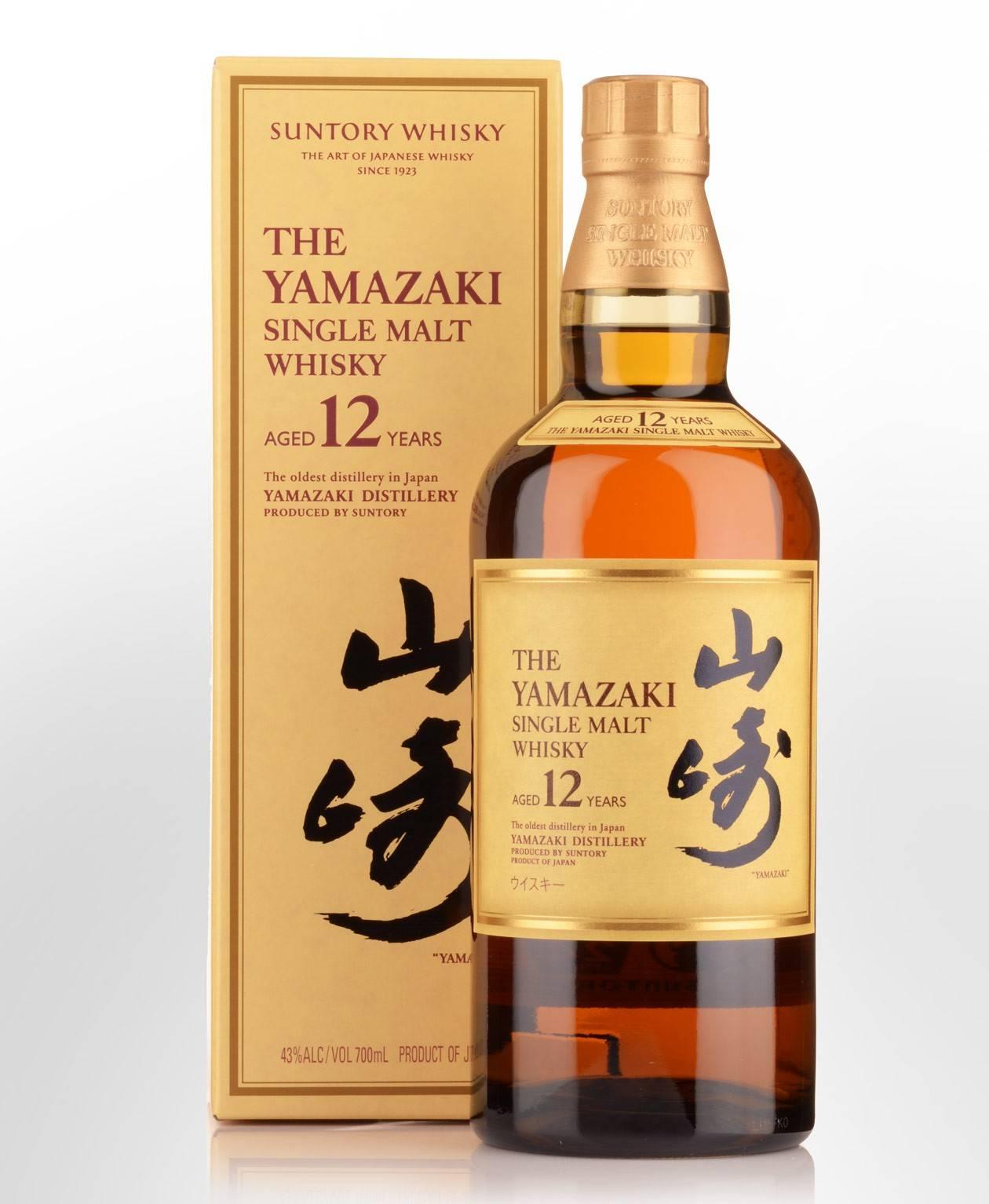 Suntory (сантори) — история, особенности и виды японского виски