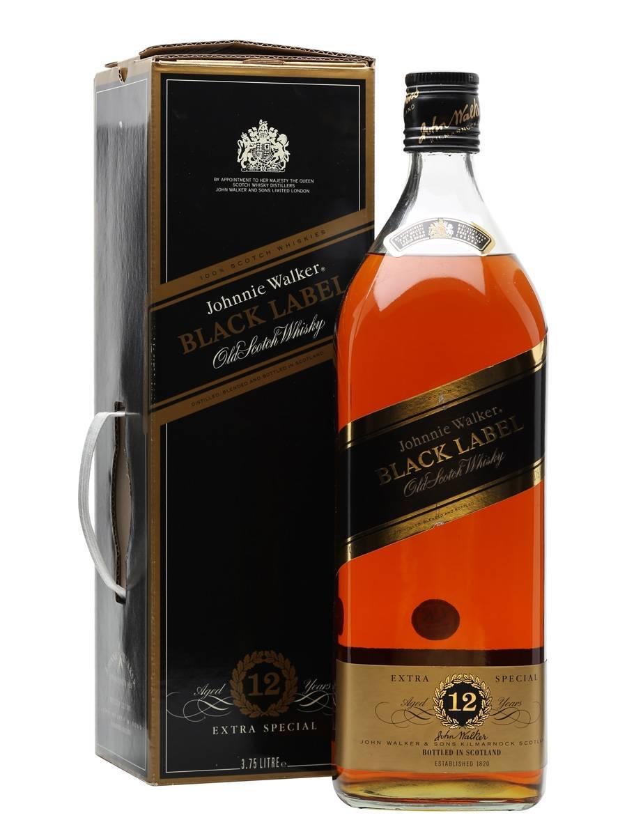 Выбираем виски джонни уокер