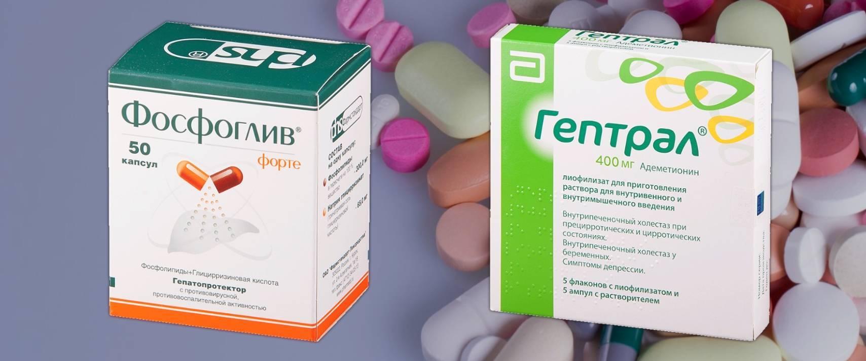 Лечение гепатитов