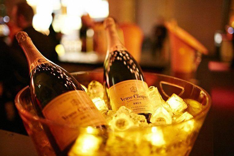 Рейтинг марок французского шампанского