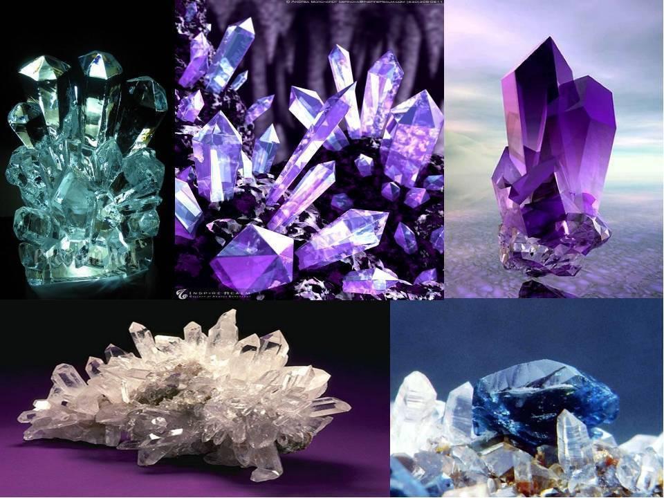 Как вырастить кристалл в домашних условиях из разных веществ?