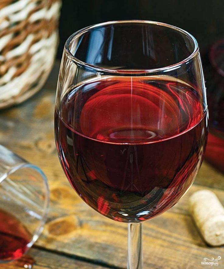 Вино из калины в домашних условиях простой рецепт пошагово