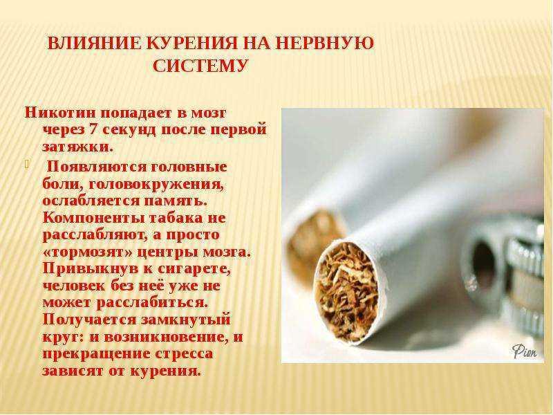 Курение и очищение организма при отказе от привычки