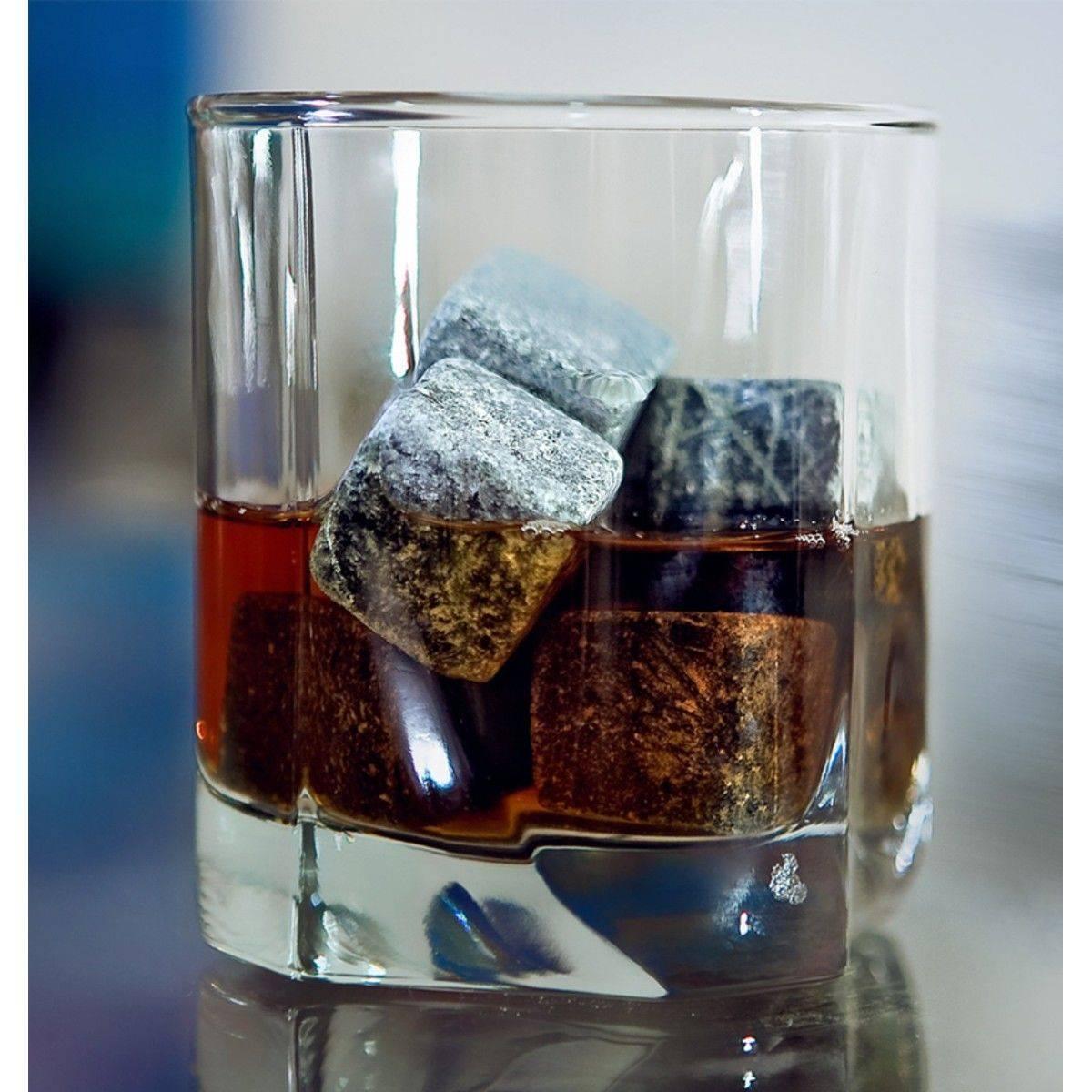 Зачем нужны камни для виски - мы расскажем обо всем