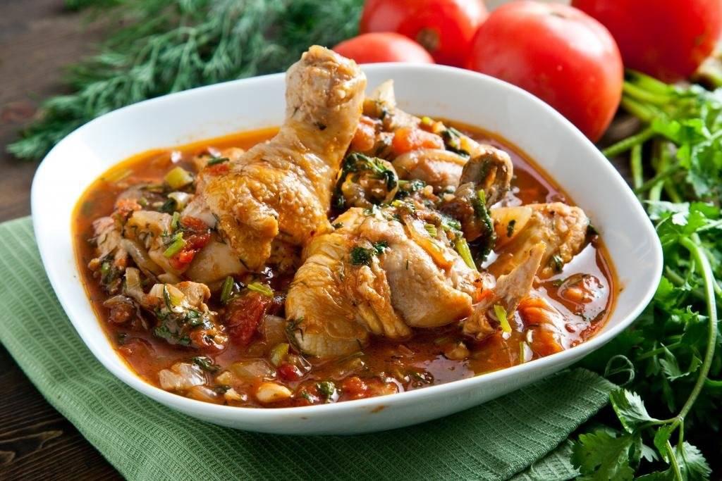 Курица в вине рецепт с фото пошагово - 1000.menu