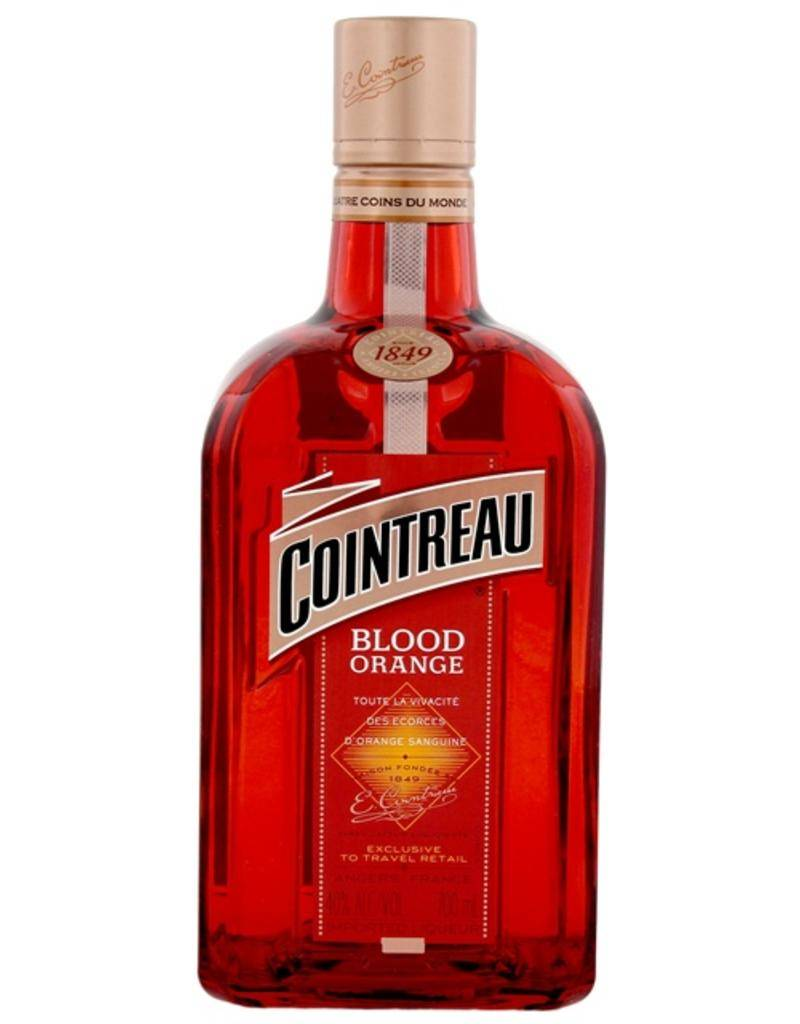 Куантро ликер как и с чем пить